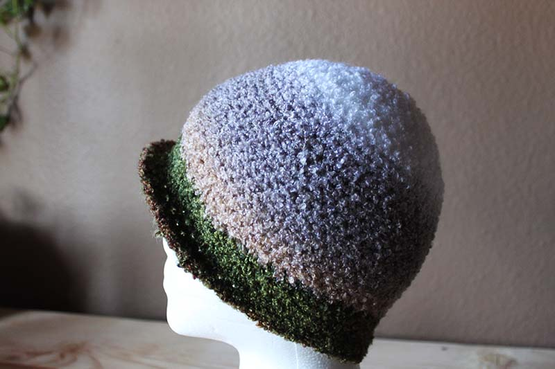 Crocheted by hand hats, all styles, and custom designs.
